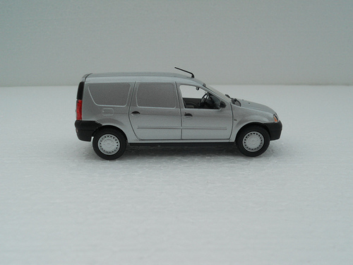2007 Dacia Logan Van photo - 1