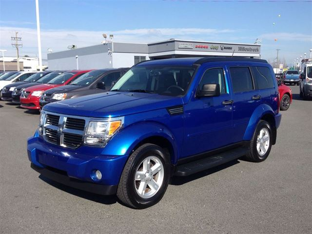2007 Dodge Nitro Rt Car Photos Catalog 2019