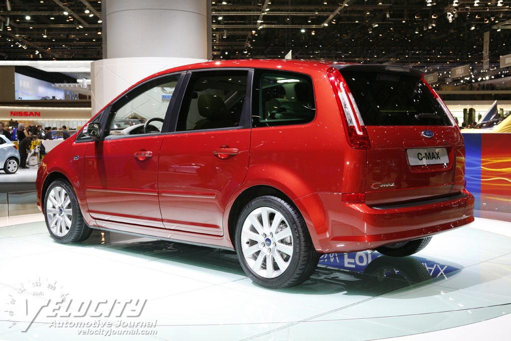2007 Ford C MAX photo - 1