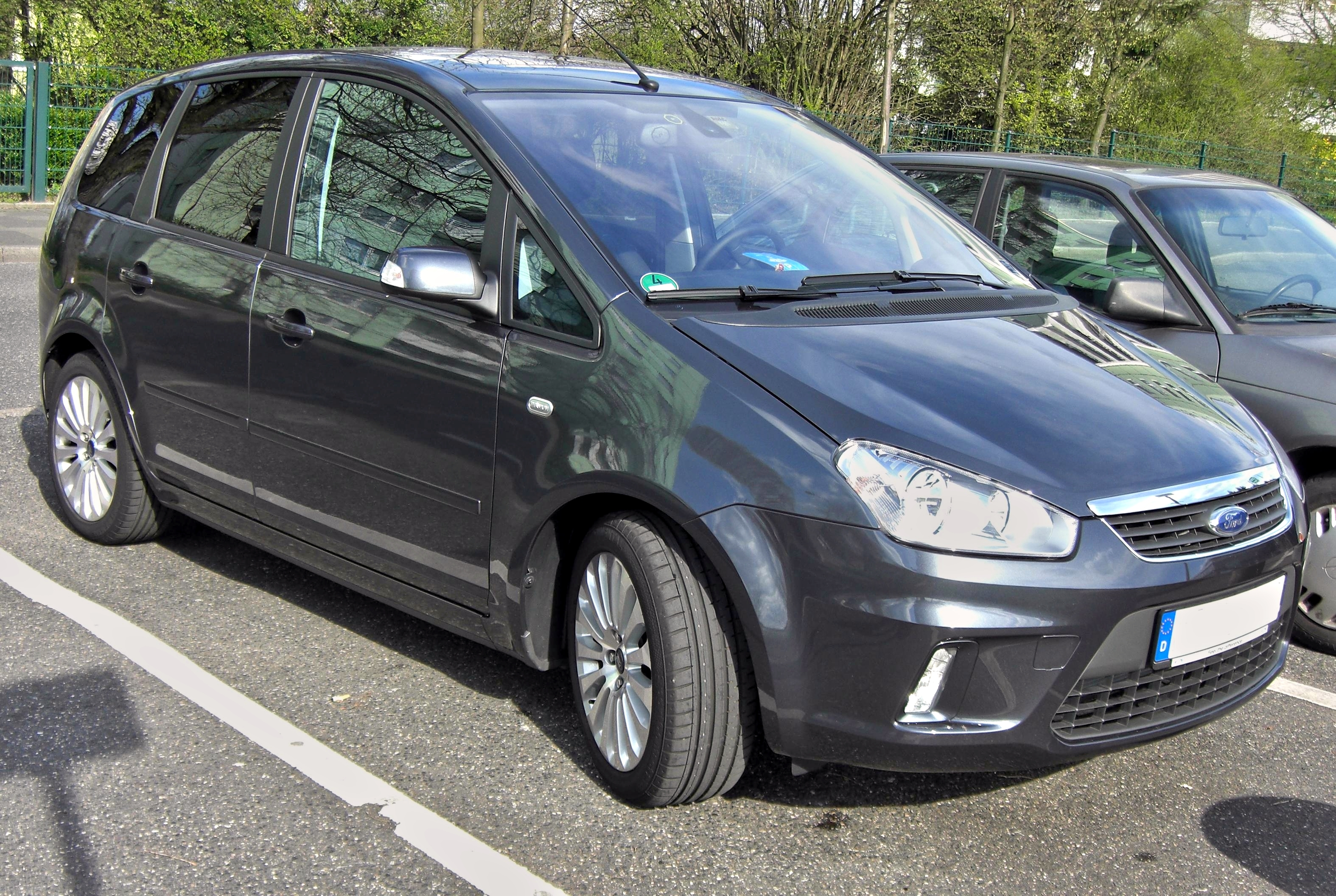2007 Ford C MAX photo - 2