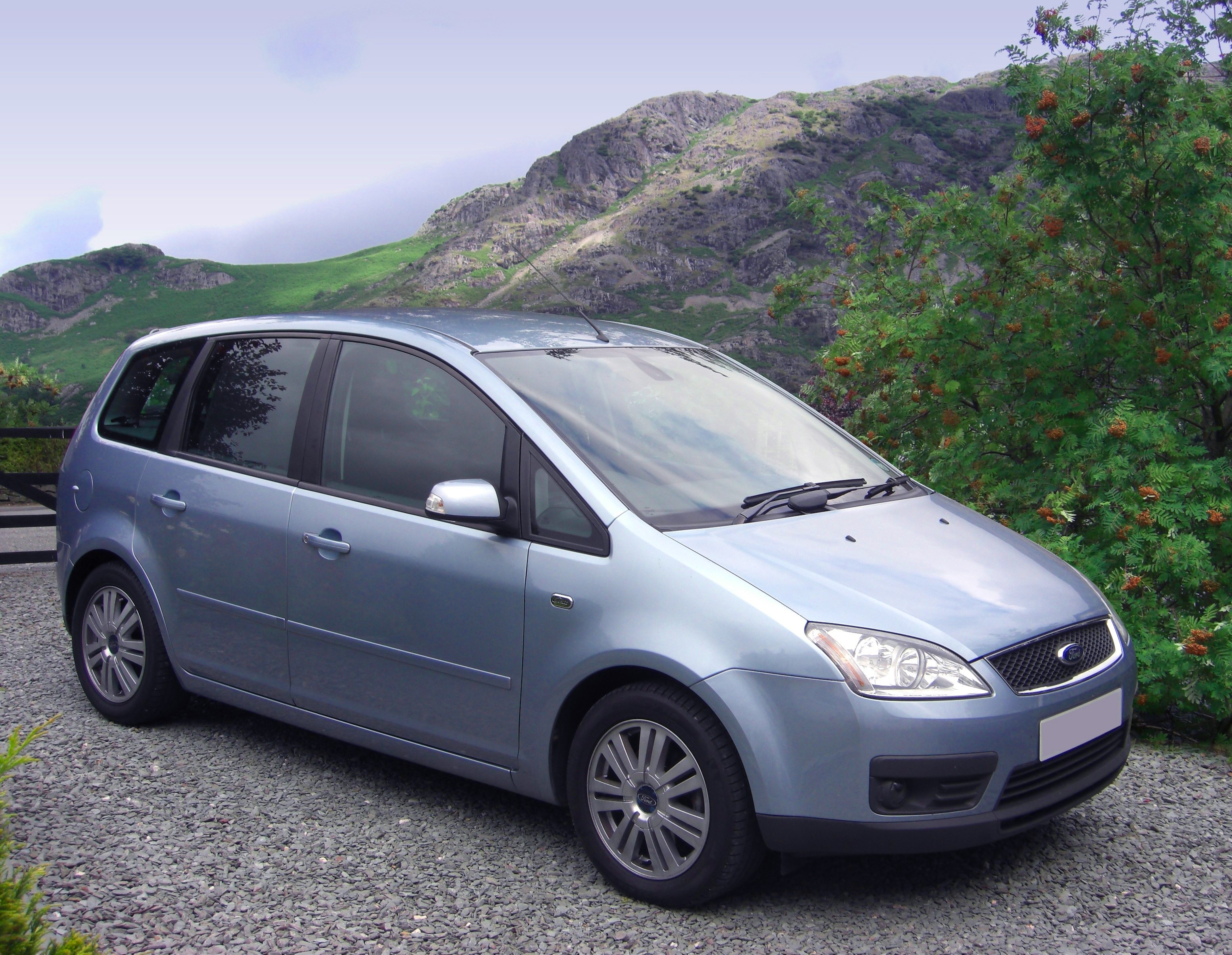 2007 Ford C MAX photo - 3