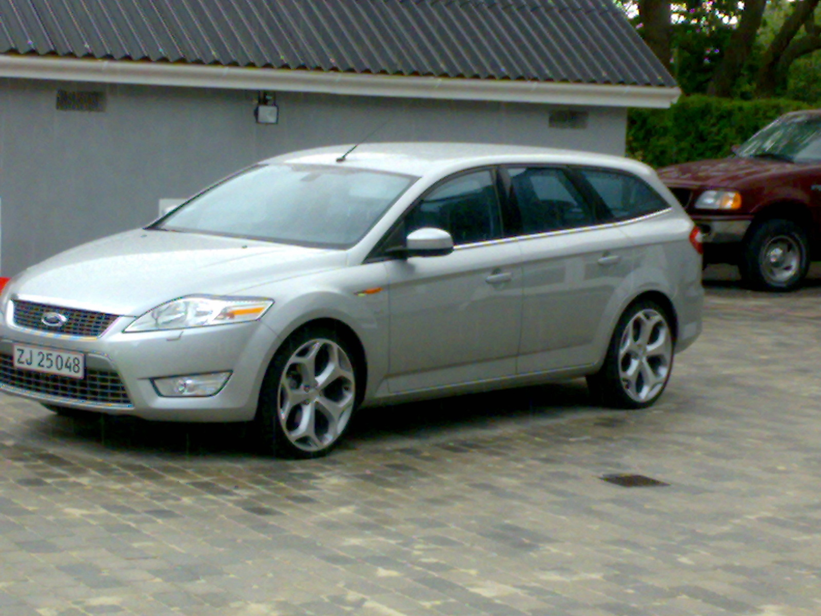 2007 Ford Mondeo photo - 1
