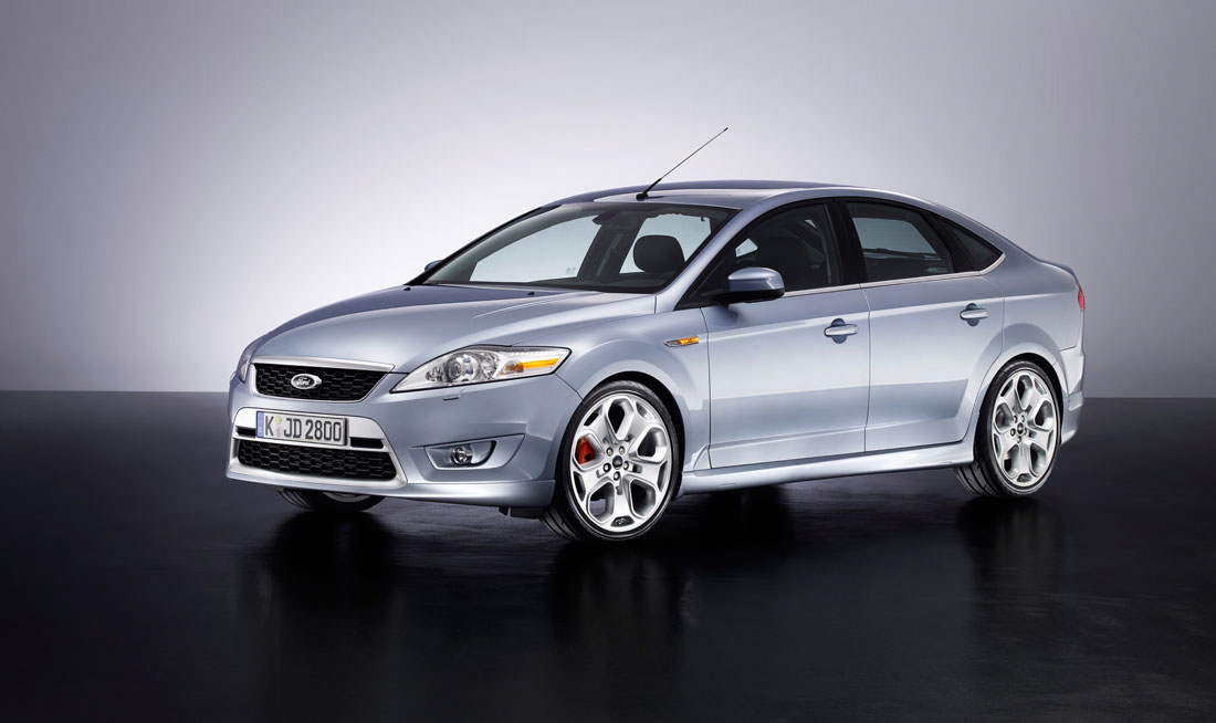 2007 Ford Mondeo photo - 2