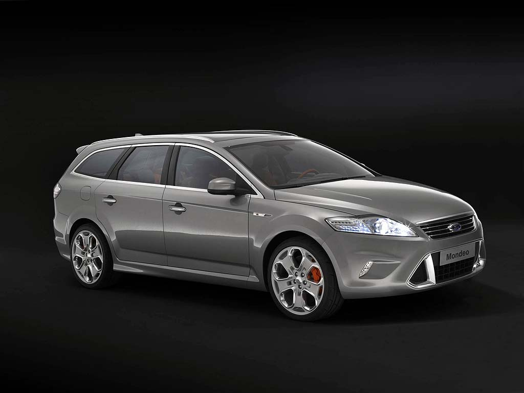 2007 Ford Mondeo photo - 3