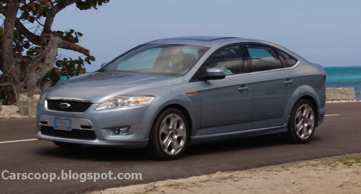 2007 Ford Mondeo Concept photo - 2