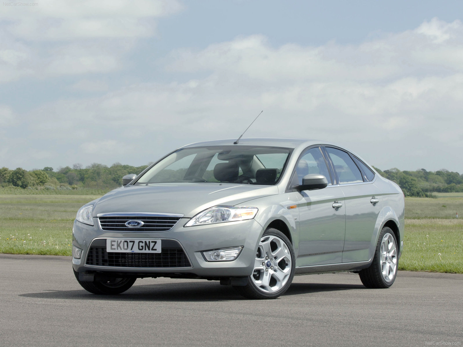 2007 Ford Mondeo Concept photo - 3