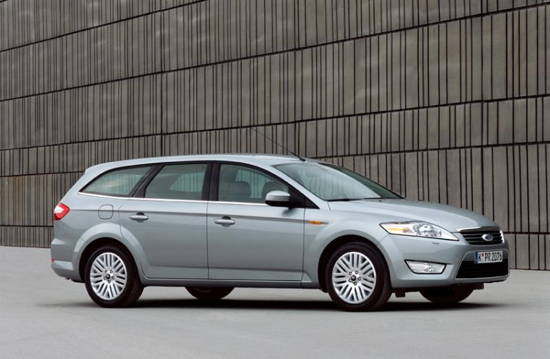 2007 Ford Mondeo Wagon photo - 2