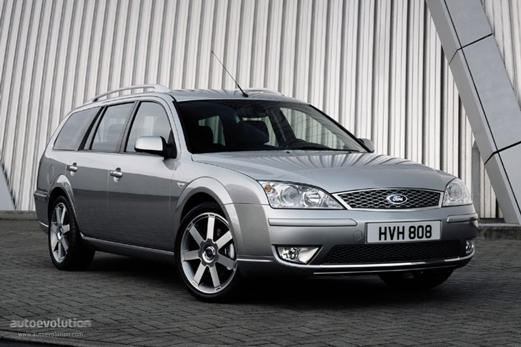 2007 Ford Mondeo Wagon Concept photo - 1