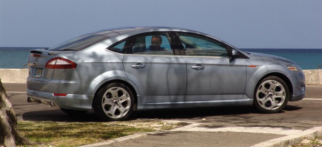 2007 Ford Mondeo Wagon Concept photo - 3