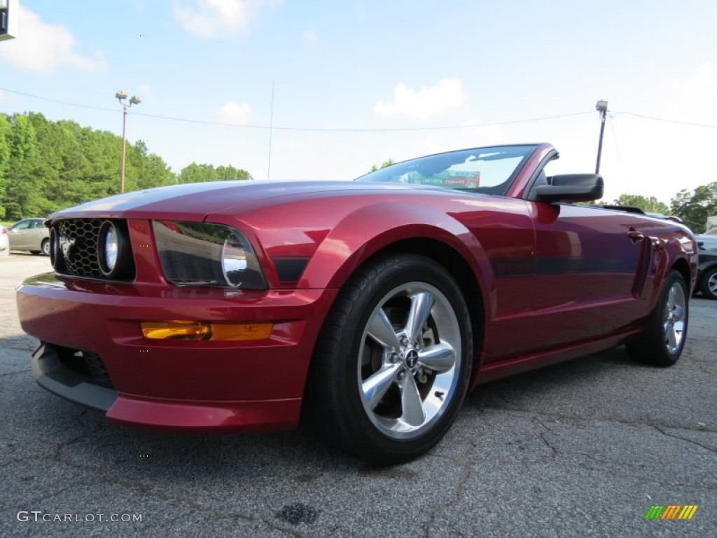 2007 Ford Mustang GT California Special photo - 2