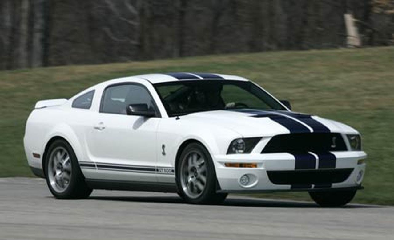 2007 Ford Mustang Shelby GT photo - 1