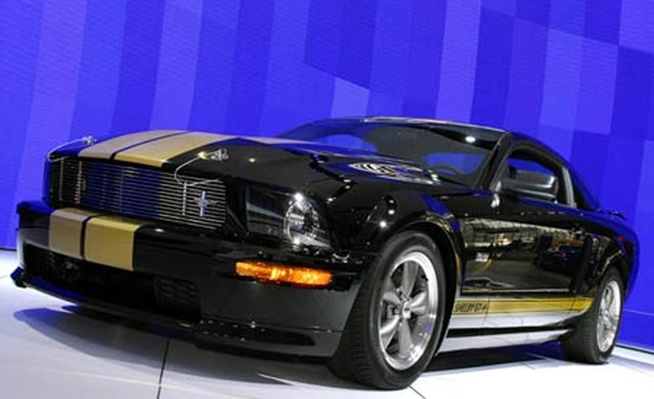2007 Ford Mustang Shelby GT photo - 2