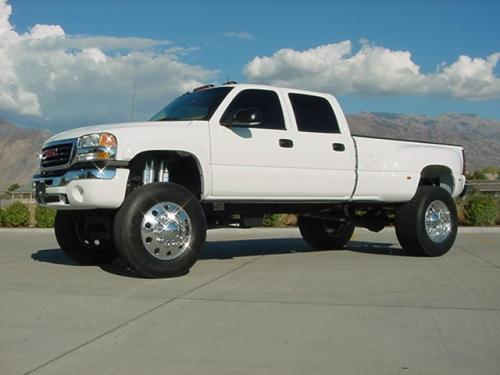2007 GMC Sierra 3500 HD SLT Crew Cab photo - 2