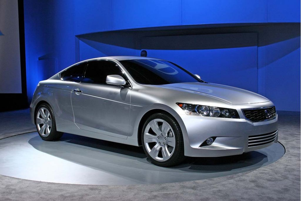 2007 Honda Accord Coupe Concept photo - 2