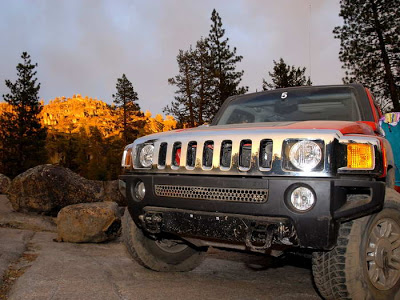 2007 Hummer H3R Off Road Concept photo - 1