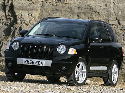 2007 Jeep Compass UK Version photo - 1