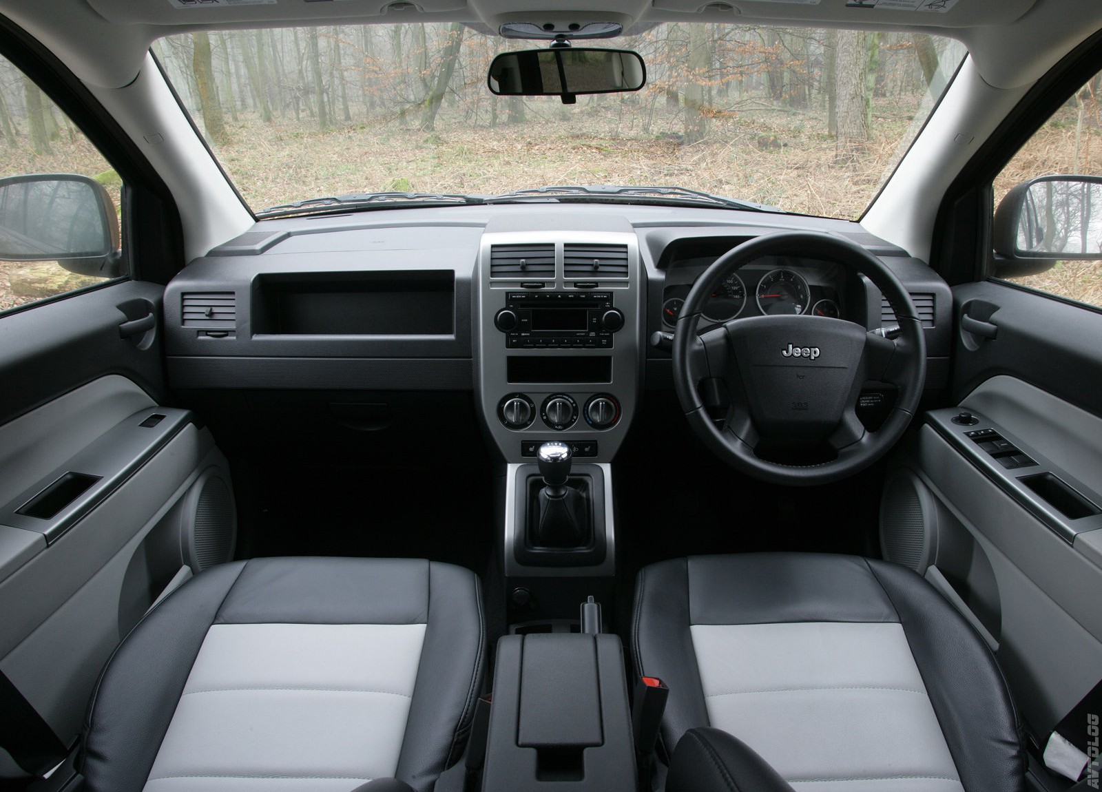 2007 Jeep Compass UK Version photo - 2