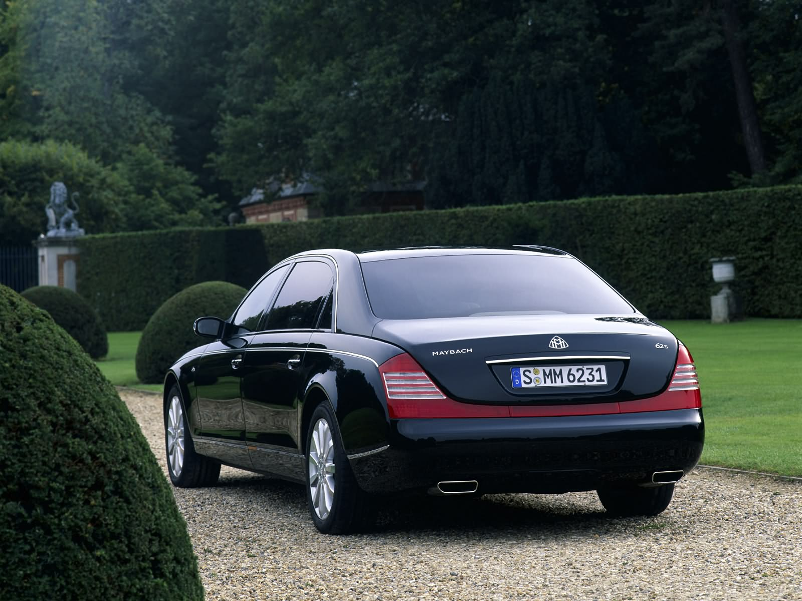 2007 Maybach 62 S photo - 1