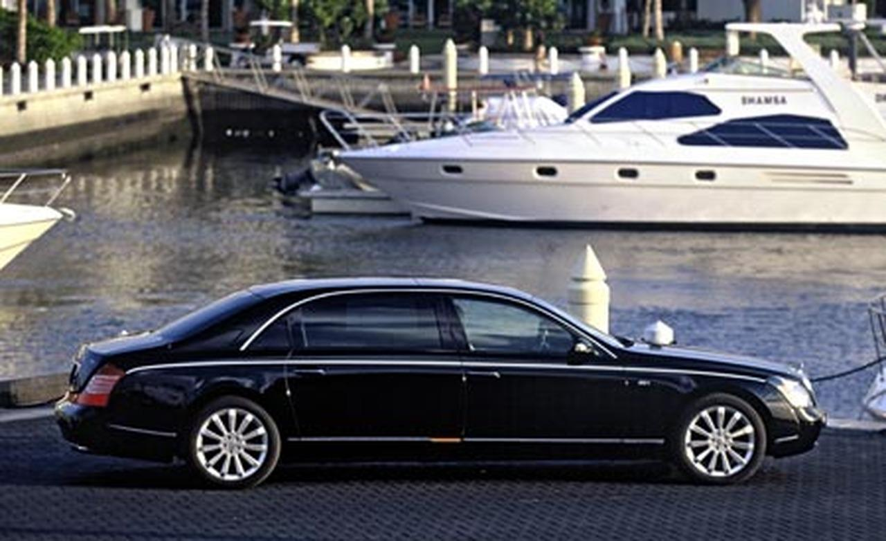 2007 Maybach 62 S photo - 2