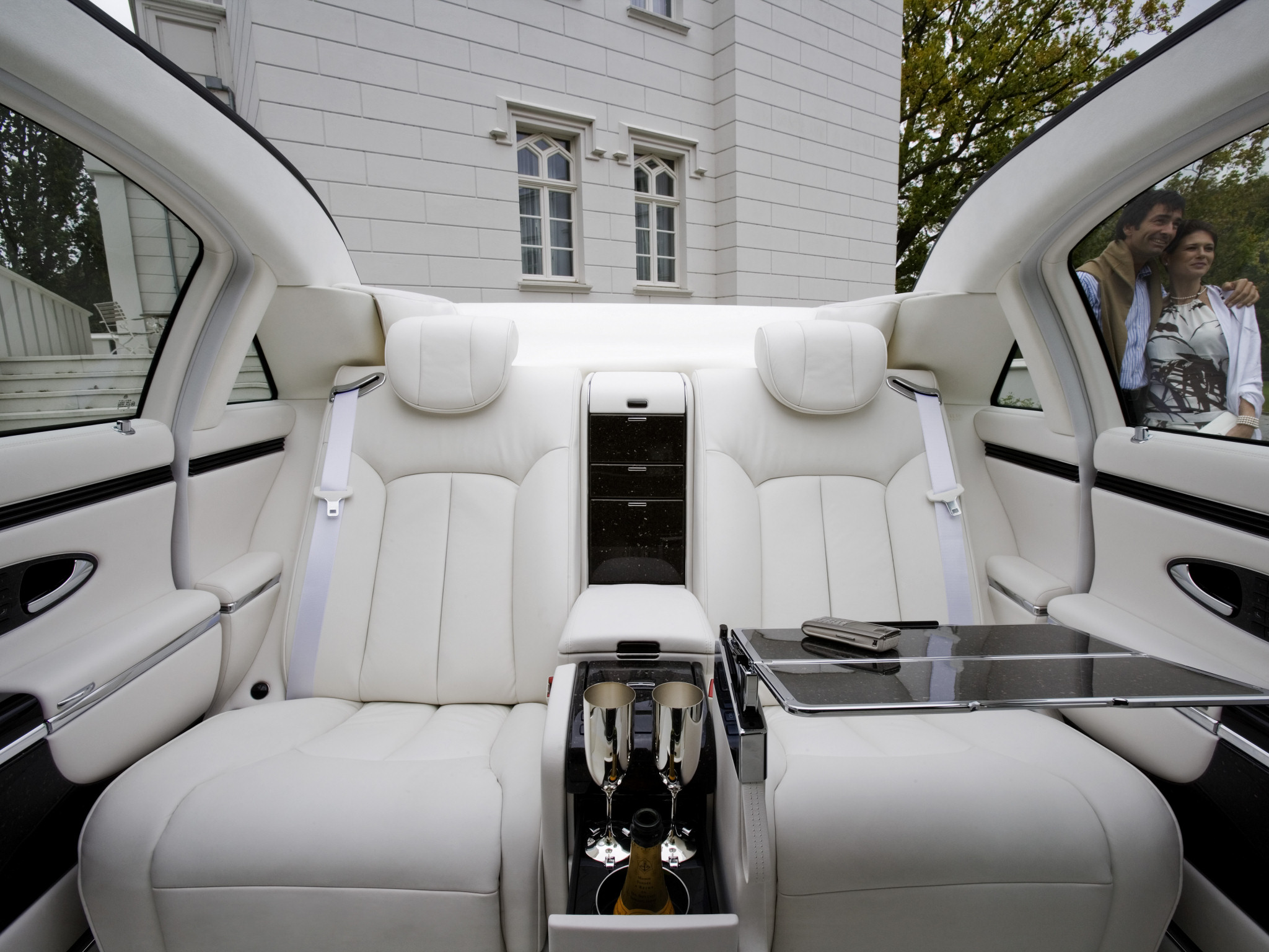 2007 Maybach Landaulet Concept photo - 2