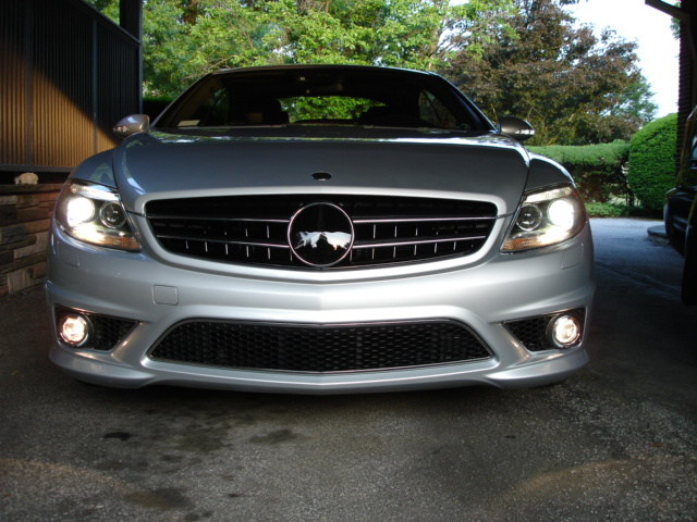 2007 Mercedes Benz CL Class AMG styling photo - 1