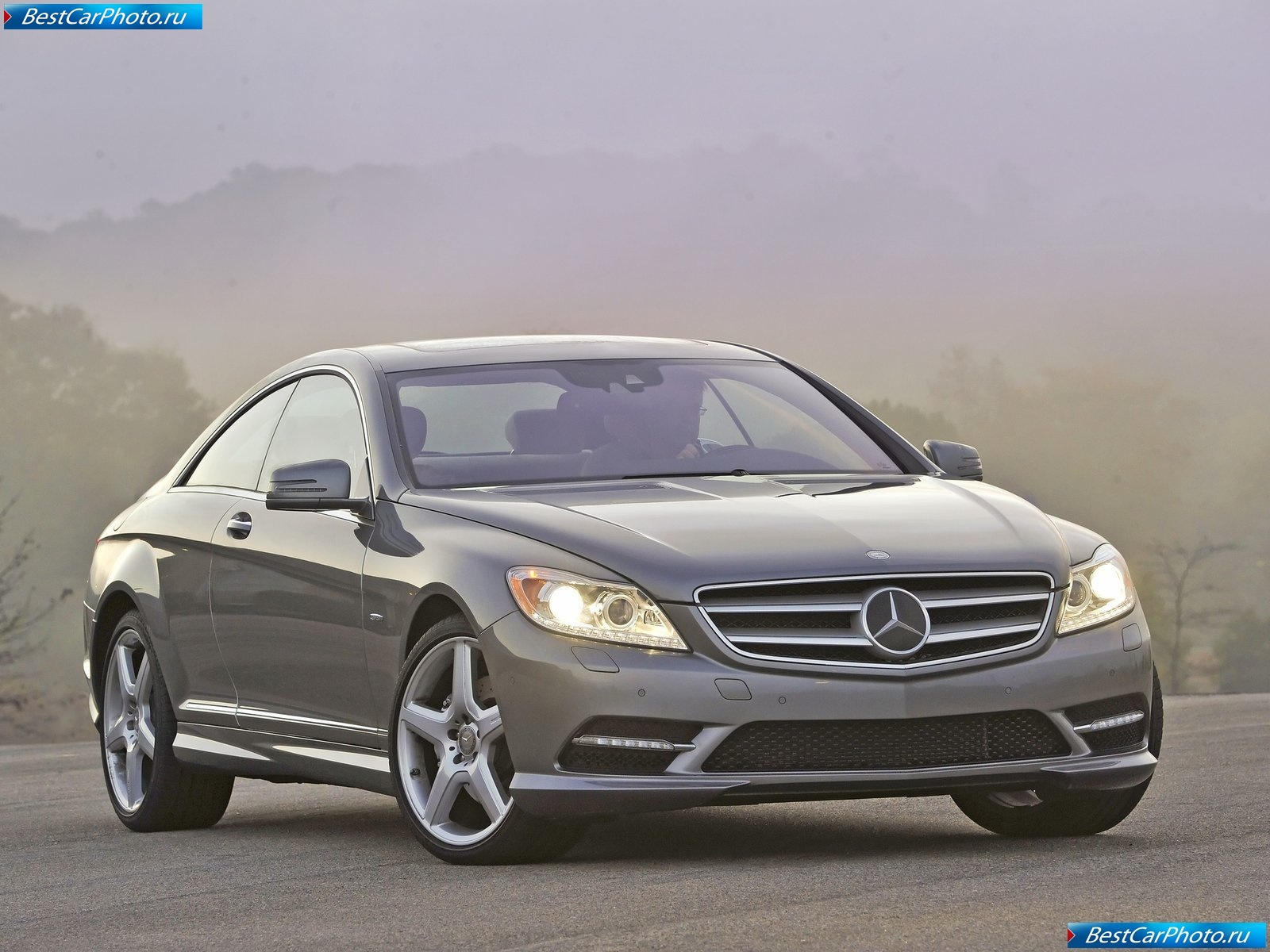 2007 Mercedes Benz CL Class AMG styling photo - 2