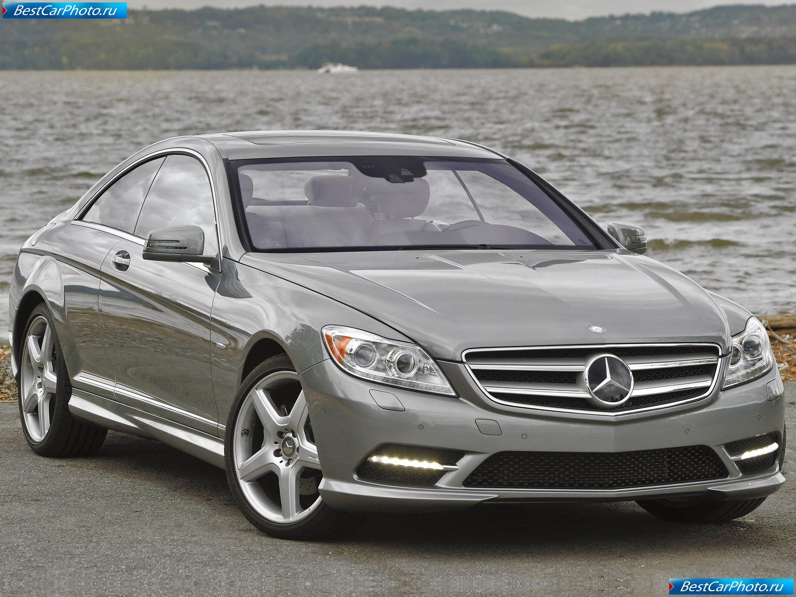 2007 Mercedes Benz CL Class AMG styling photo - 3
