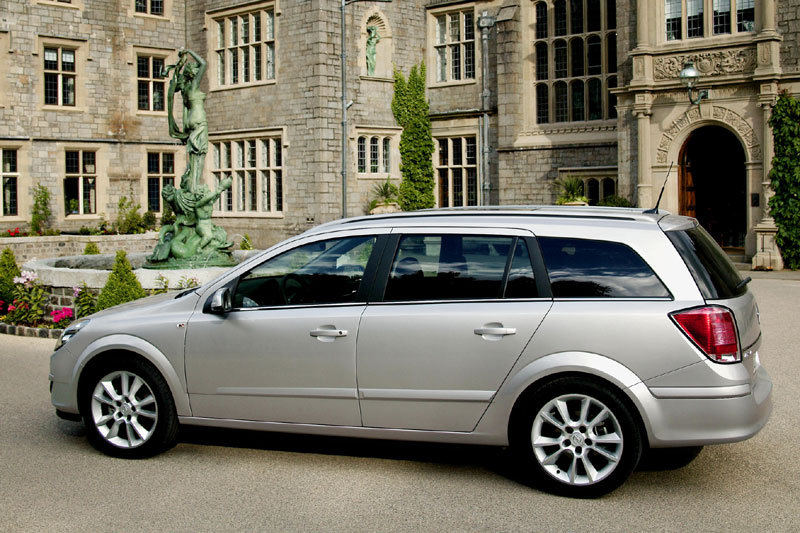 Best selection of pictures for car 2007 Opel Astra Station Wagon on ...