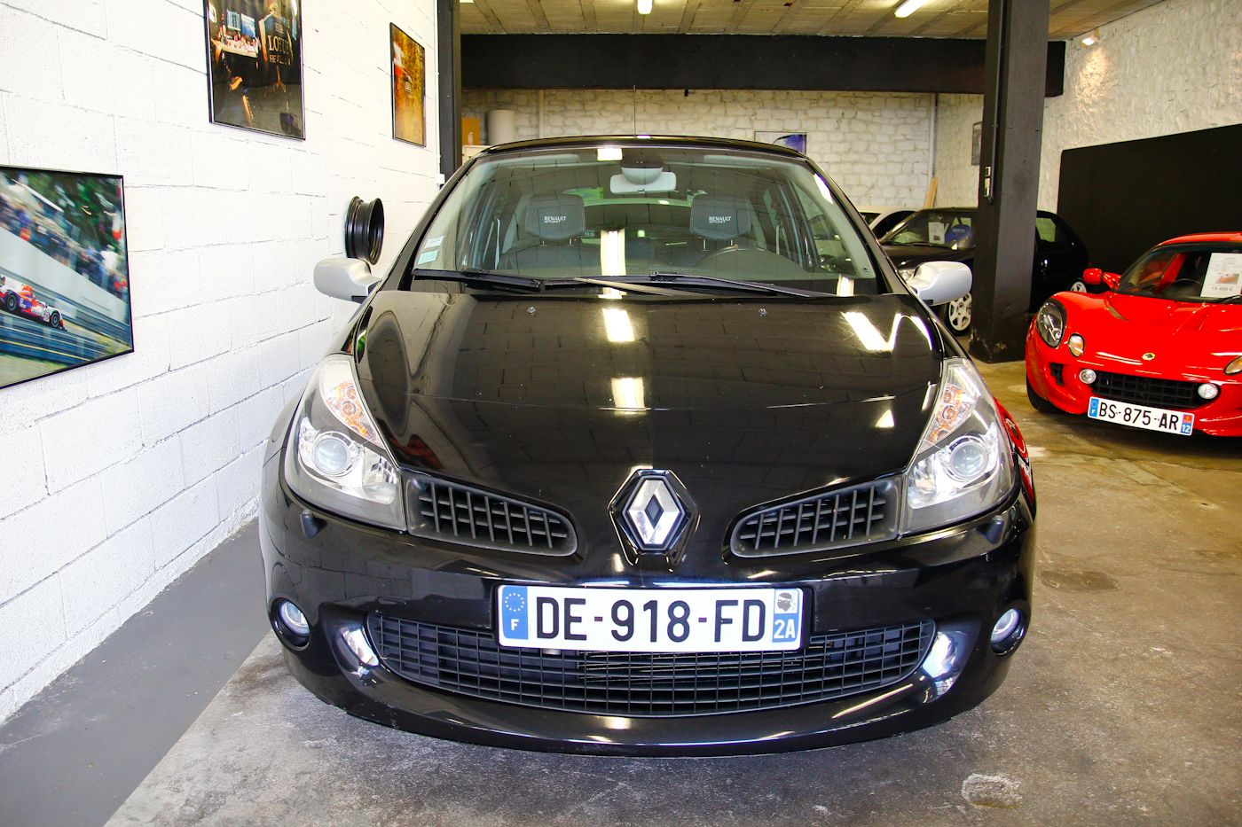2007 Renault Clio RS Luxe photo - 3