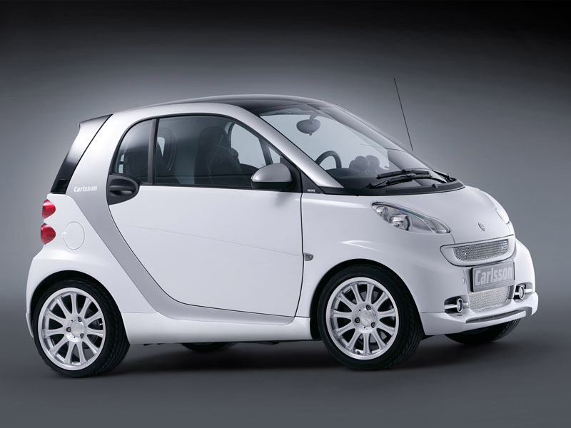 2007 Smart fortwo photo - 1