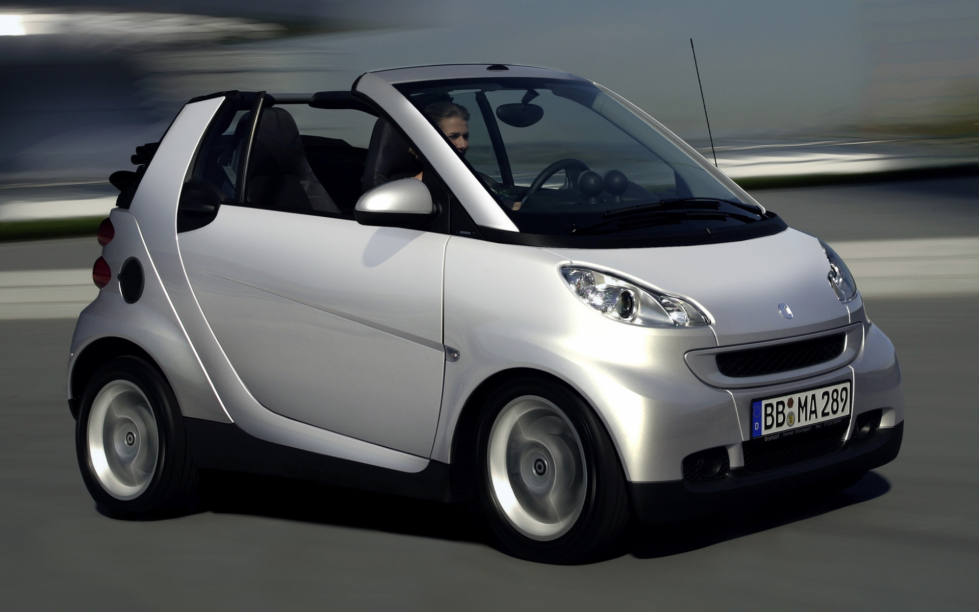 2007 Smart fortwo photo - 2