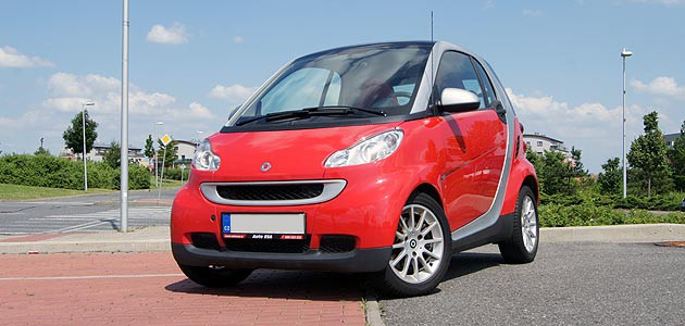 2007 Smart fortwo photo - 3