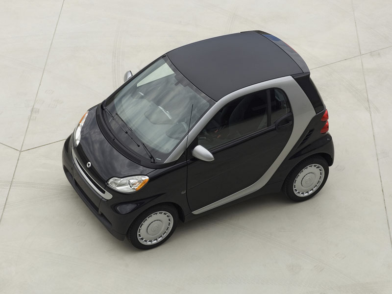 2007 Smart fortwo coupe photo - 2