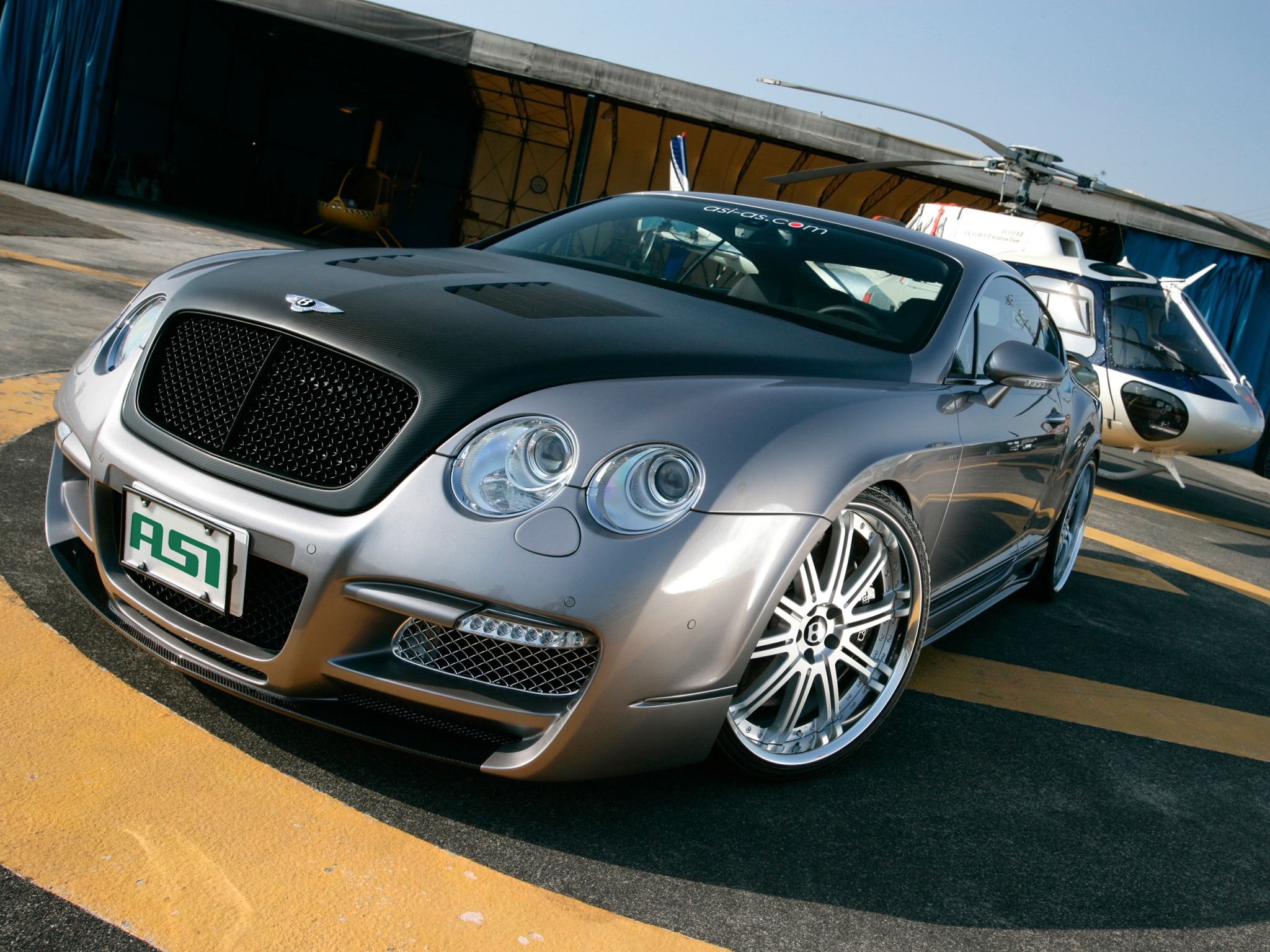 2008 Bentley Continental GT Speed photo - 1
