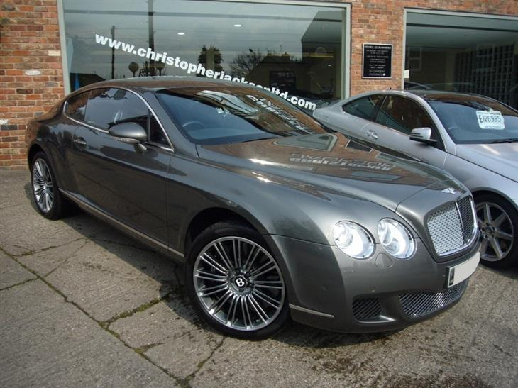 2008 Bentley Continental GT Speed photo - 2