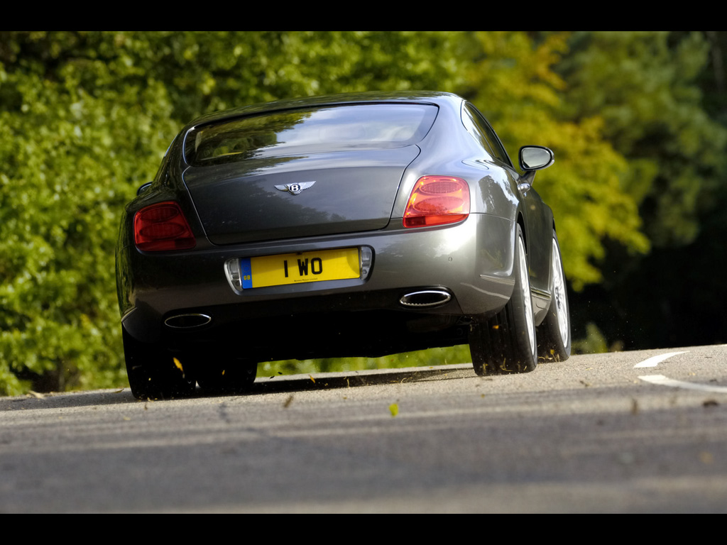 2008 Bentley Continental GT Speed photo - 3