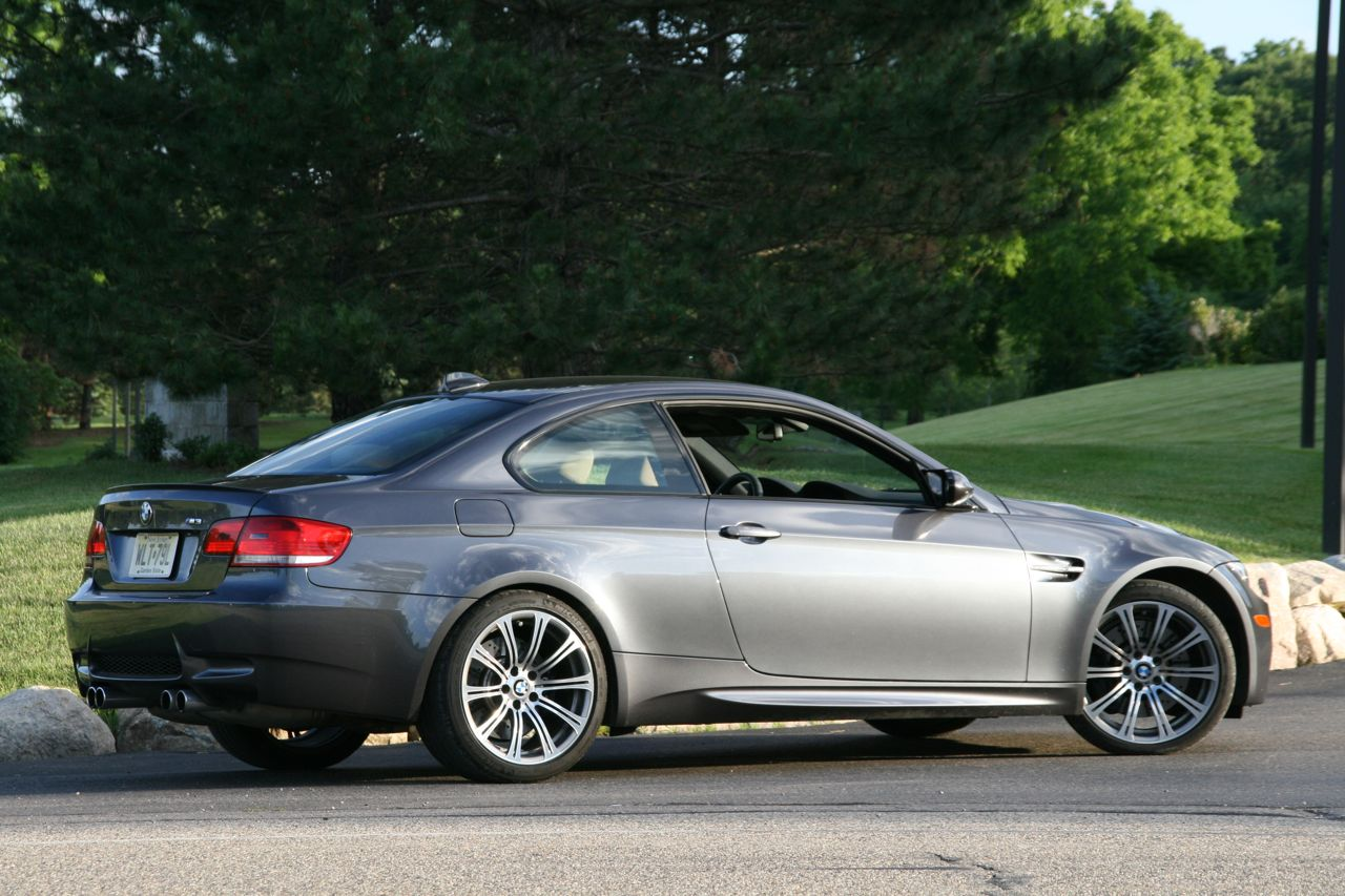 2008 BMW M3 Coupe photo - 1