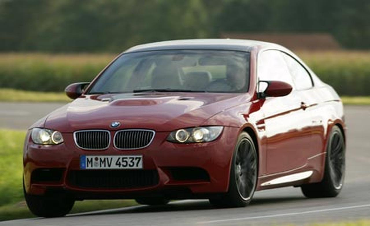 2008 BMW M3 Coupe photo - 3