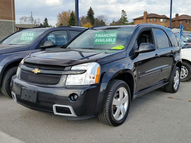 2008 chevy equinox reviews