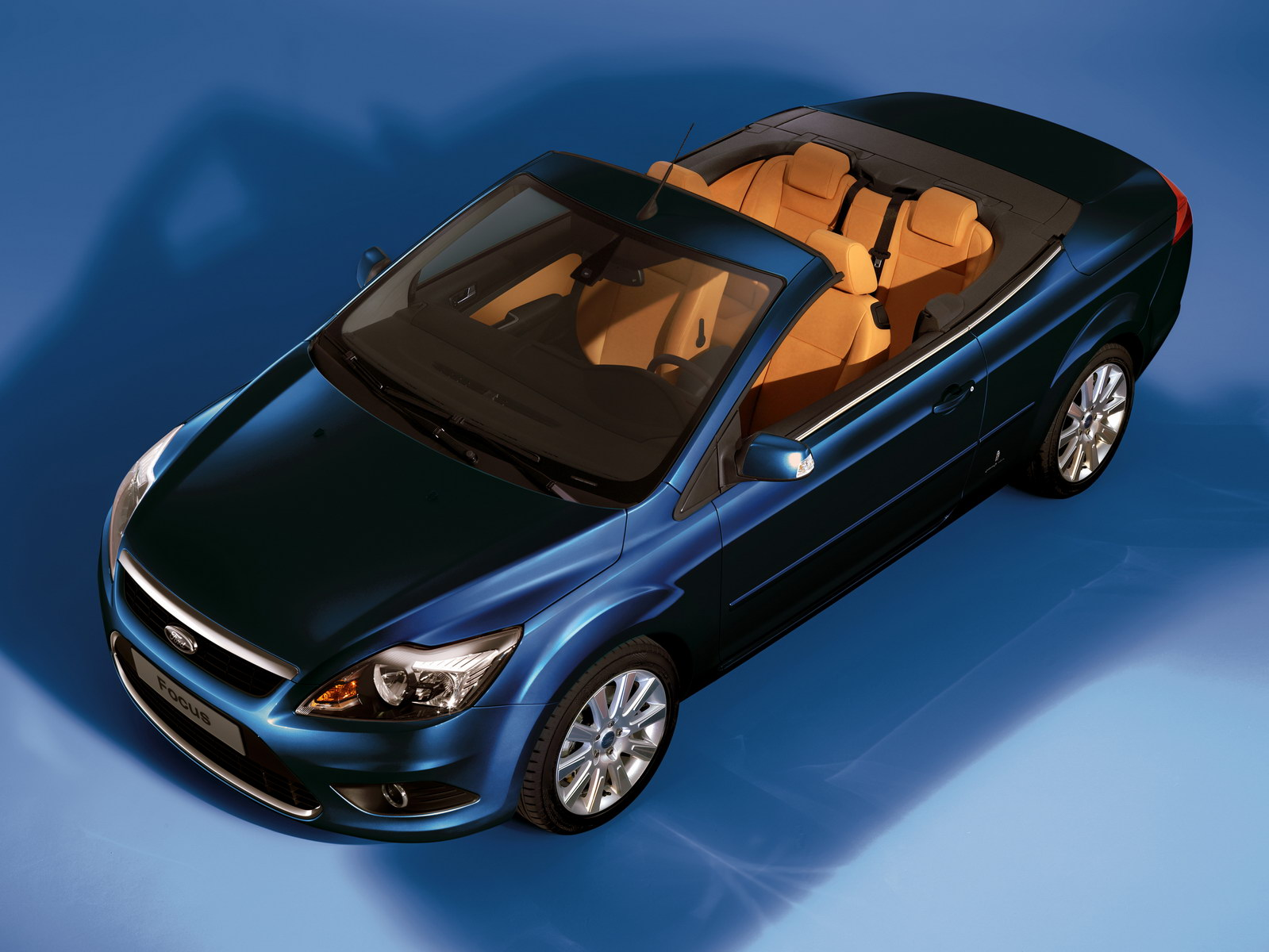 2008 Ford Focus Coupe Cabriolet photo - 3