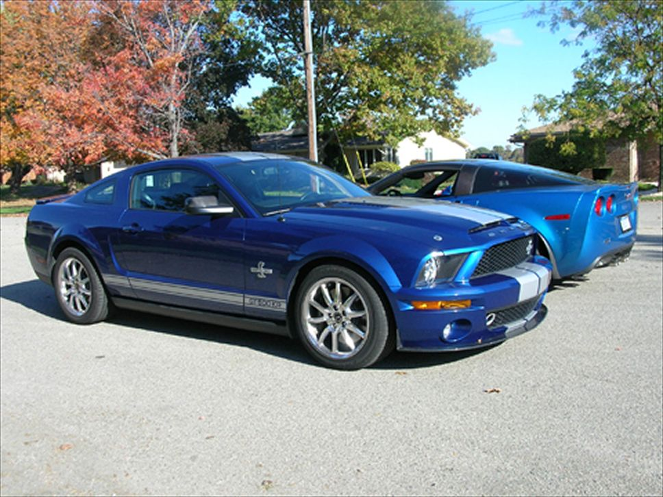 2008 Ford Mustang Shelby GT500KR photo - 2
