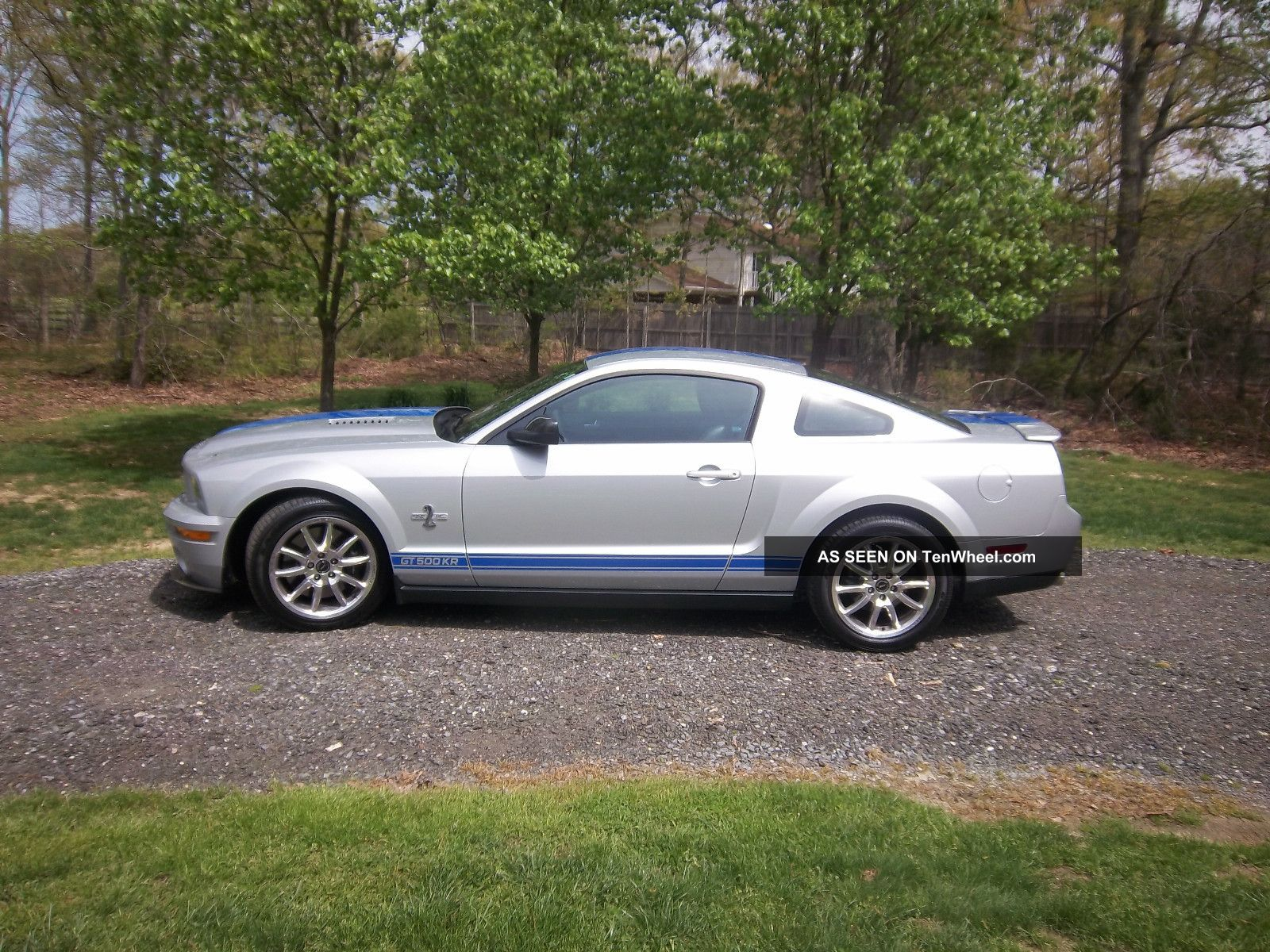 2008 Ford Mustang Shelby GT500KR photo - 3