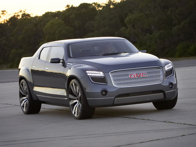 2008 GMC Denali XT Concept photo - 1