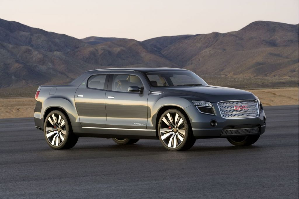 2008 GMC Denali XT Concept photo - 3