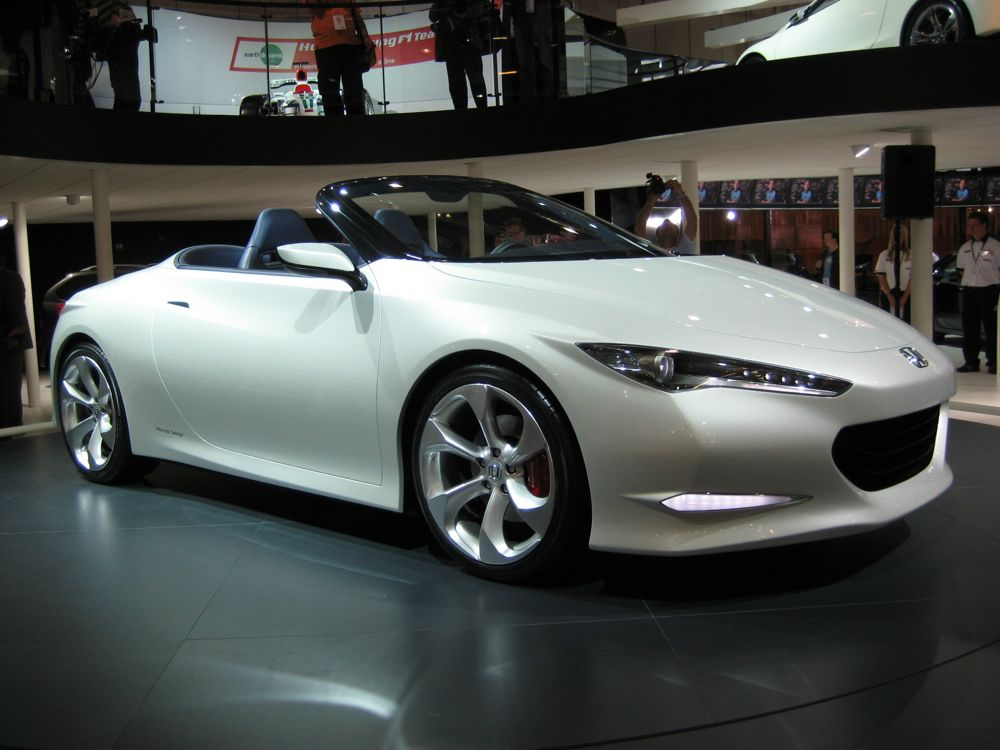 2008 Honda OSM Concept photo - 2