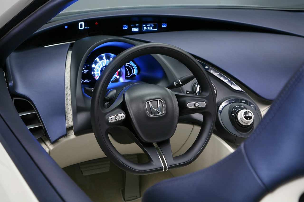 2008 Honda OSM Concept photo - 3