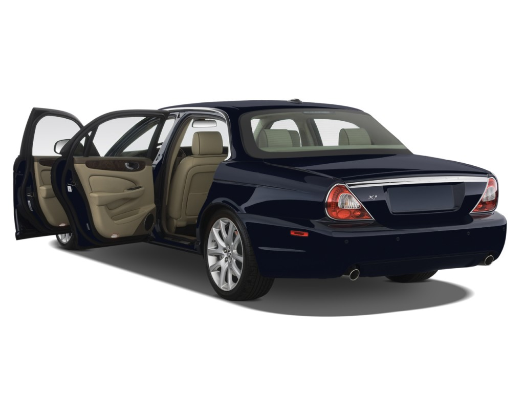 2008 Jaguar XJ photo - 2