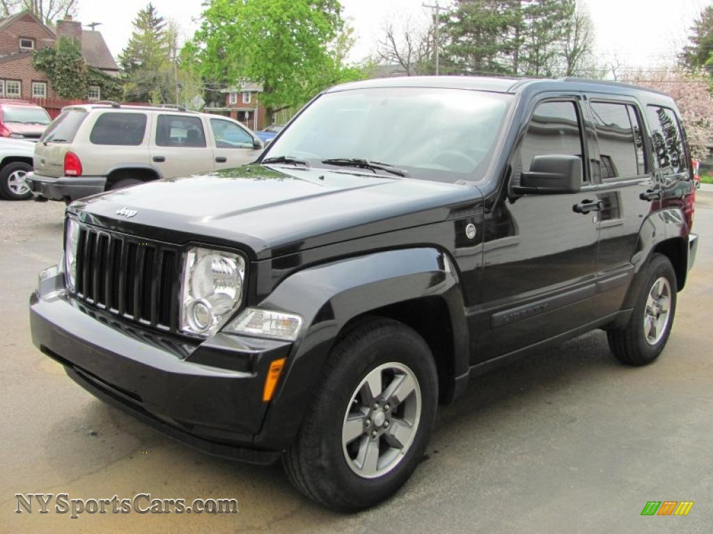 2008 Jeep Liberty photo - 2