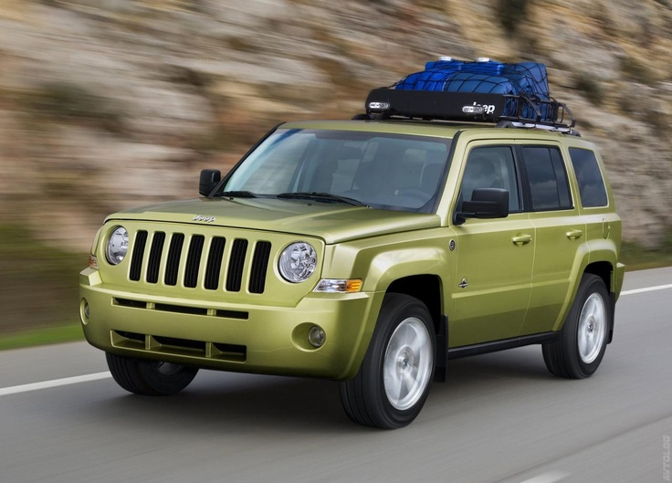 2008 Jeep Patriot Back Country Concept photo - 2