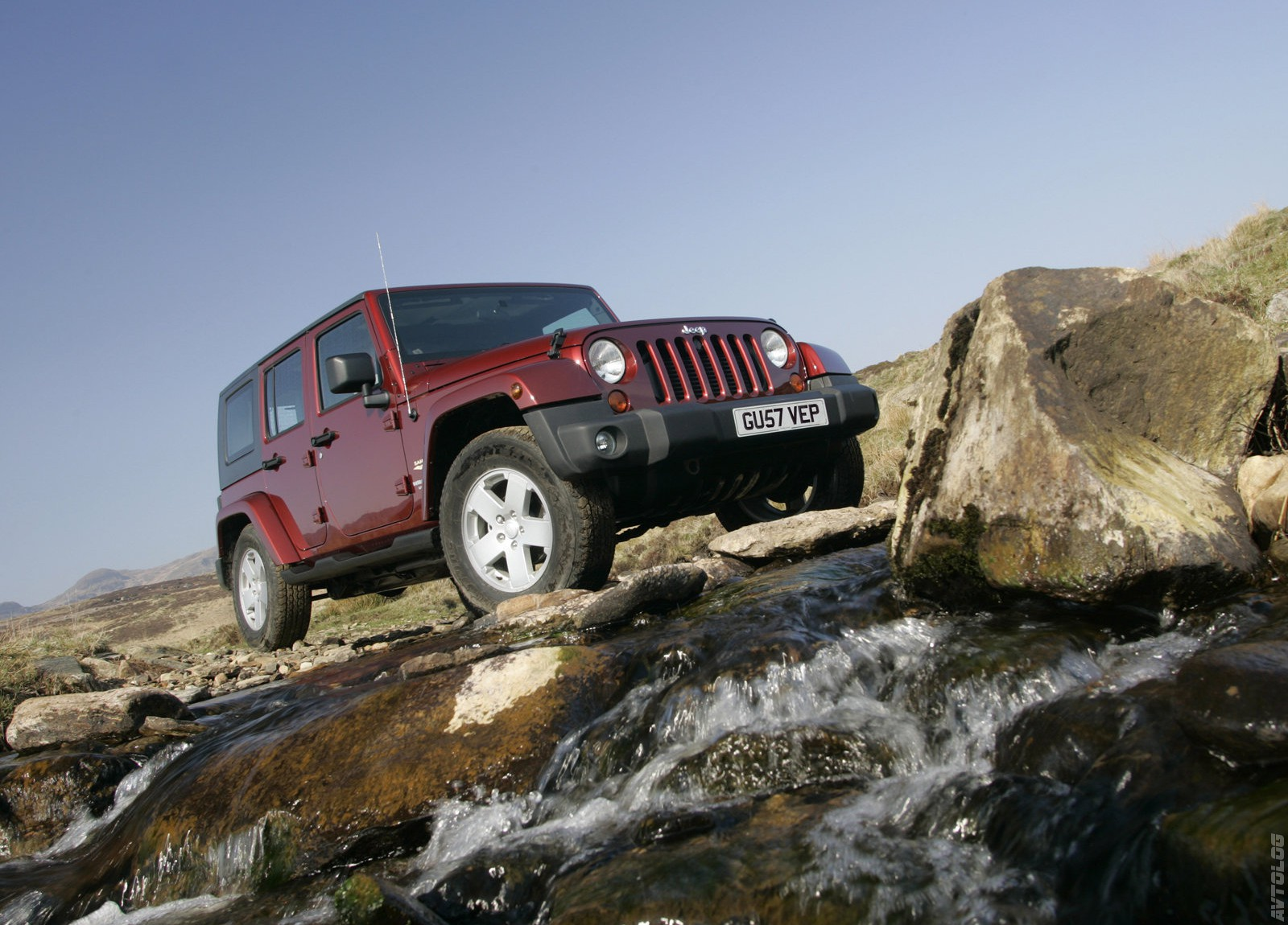 2008 Jeep Wrangler UK Version photo - 1
